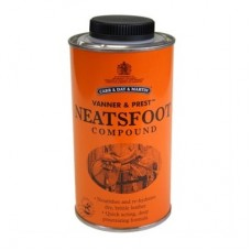 Масло для восстановления кожи для конной амуниции Vanner & Prest Neatsfoot Compound, Carr&Day&Martin