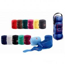 Бинты для ног лошади текстильные 4 шт, Tattini