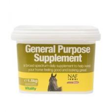 Ежедневная подкормка для лошади широкого спектра дейставия General Purpose Supplement, NAF 5 Stars