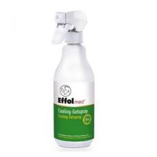 Гель-спрей для лошади охлаждающий Med Cooling Gel Sprayl, Effol