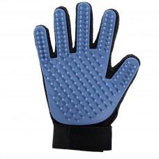 Перчатка для чистки лошадей, HKM