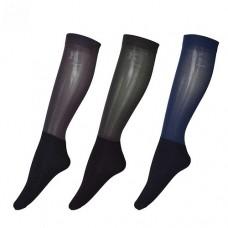 Носки для конного спорта турнирные Dex, набор из 3-х пар, Kingsland