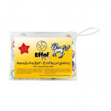 Резинки для гривы лошади турнирные детская серия, Effol