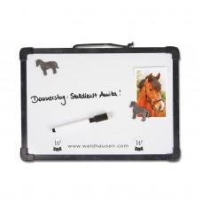 Доска магнитная с ручкой для конюшни, Waldhausen