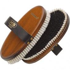 Щетка для ухода за лошадью на деревянной основе Brush 210x90mm, Sprenger