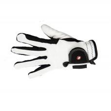 Перчатки для конного спорта Professional Nubuk look, HKM