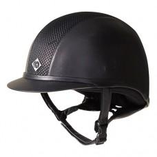 Шлем для верховой езды AYR8 Plus Leather Look, Charles Owen