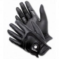 Перчатки для верховой езды кожаные женские, Tattini