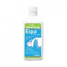 Антибактериальное средство для очищения ран лошади NaturalintX Equicleanse, NAF