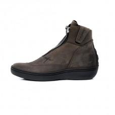 Ботинки для конного спорта кожаные Liberty XC, Freejump