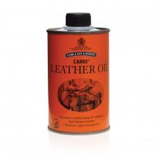 Масло для питания и увлажнения кожаной конной амуниции Carrs Leather Oil, Carr & Day & Martin