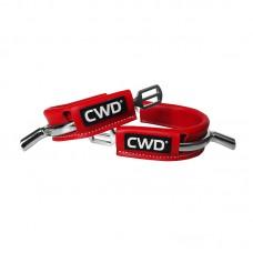 Накладки кожаные на шпоры, CWD