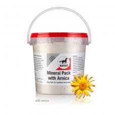 Глина для лошади с арникой Mineral Pack with Arnica, Leovet